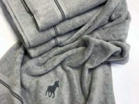 Polo Towel grey