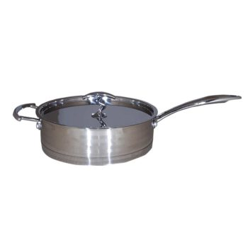 table pride 12pc stainless steel cookware set