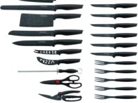 24pcs knife set