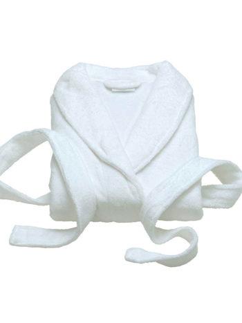 bathrobe-white
