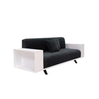 Mietta Venus - 3 Seater Couch Diag view