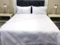 hotel collectiong white duvet cover set