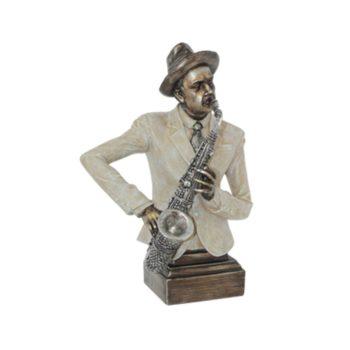 muscian with sax 41cm