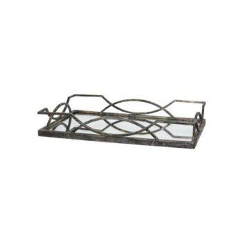 metro metal tray