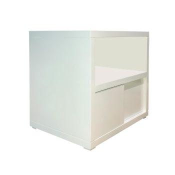 Bedside pedestal Mietta New York range