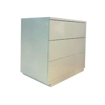 Bedside pedestal Mietta Vertigo range