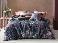 Linen House Acacia Garden Navy Duvet Cover Set