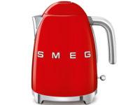 SMEG Kettle Red